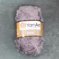 Yarn Art MINK (334 сталь) 100% Полиамид 50 гр/75 м фото